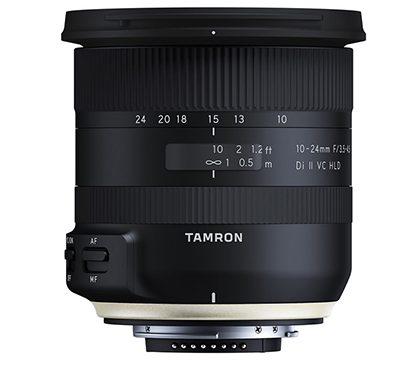 Tamron 10-24mm f/3.5 – 4.5 Di II VC HLD