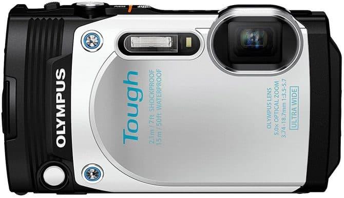 Olympus TG-870 Tough Waterproof Digital Camera