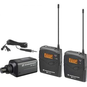 Sennheiser wireless audio system