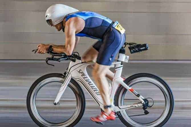 Stock Photo Example Triathlete by Stefan Holm
