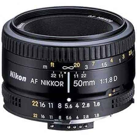 nikon 50mm prime for nighttime photography