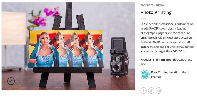 best professional online photo printing services compared