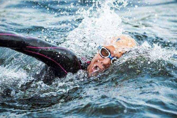 Swimmer Stock Photo by Stefan Holm