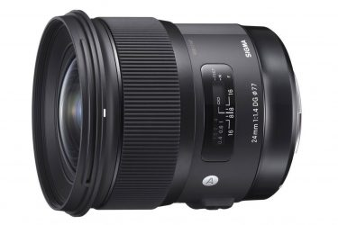 Sigma 24mm f/1.4 DG HSM A Wide-Angle-Prime One of the Best Lenses for the Nikon D5600