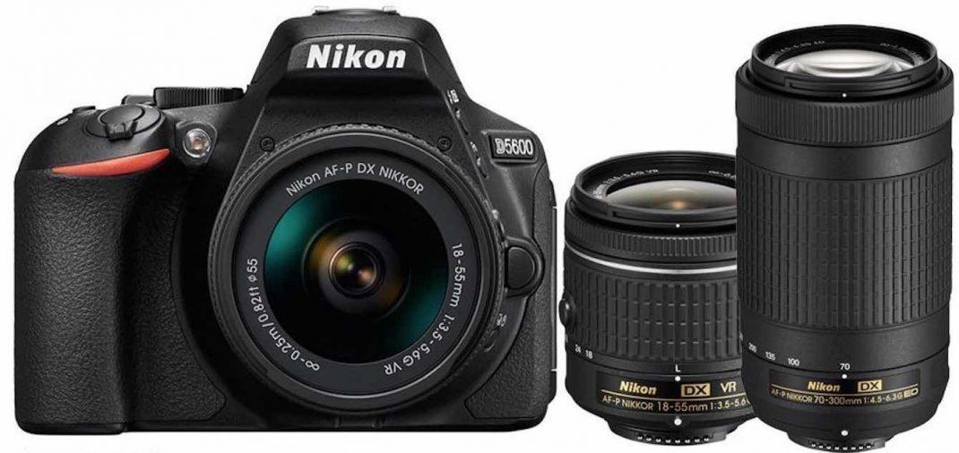 Nikon Download center D5600 - induced info