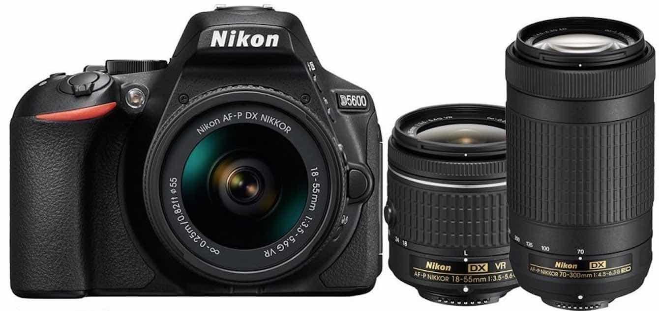 The Best Lenses for the Nikon D5600 (Top 7 Models)