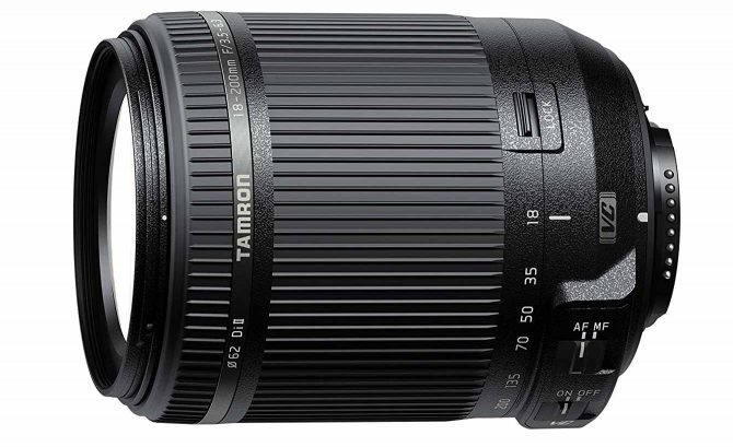 See the Tamron 18-200mm f/3.5 – 6.3 Di II VC on Amazon