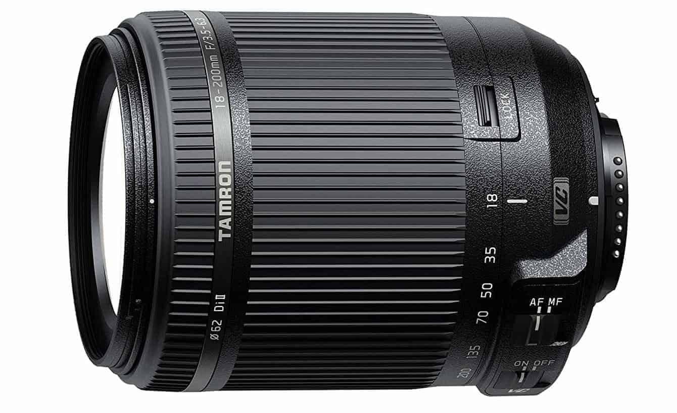 See the Tamron 18-200mm f/3.5 – 6.3 Di II VC on Amazon