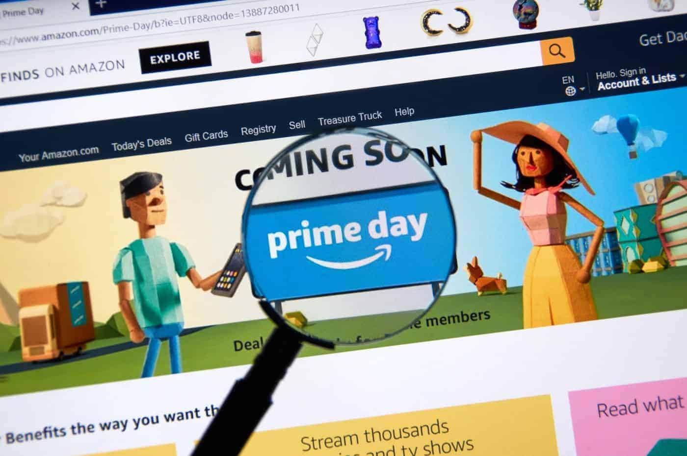 Amazon Prime Day Deals 2018 start on 16 July @ 3 pm ET