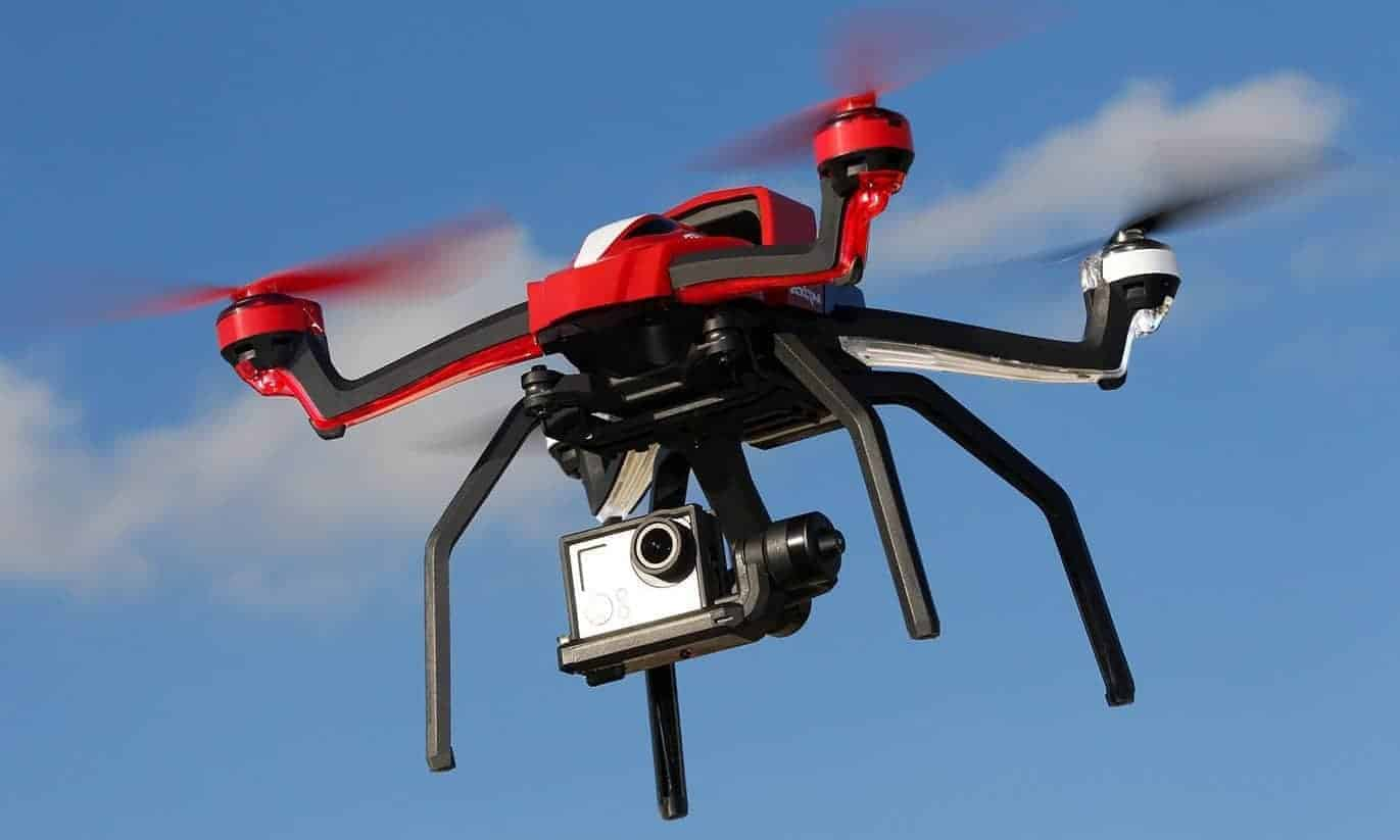 Best Drones under $400 - The Traxxas Aton Quad Rotor Helicopter