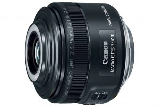 Canon EF-S 35mm f/2.8 lens