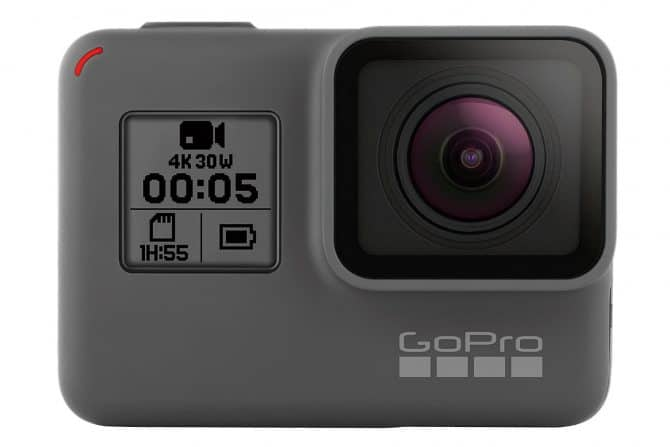 GoPro Hero 5 action cam