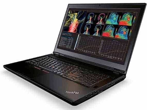 "Lenovo 17.3"" ThinkPad P71"
