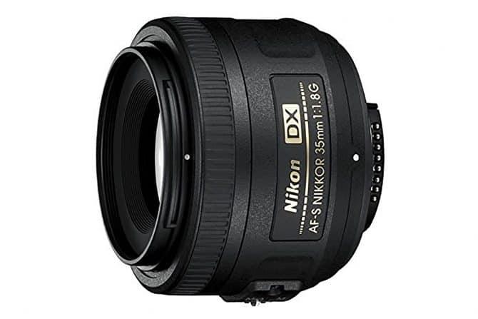 Nikon AF-S DX NIKKOR 35mm f/1.8 lens
