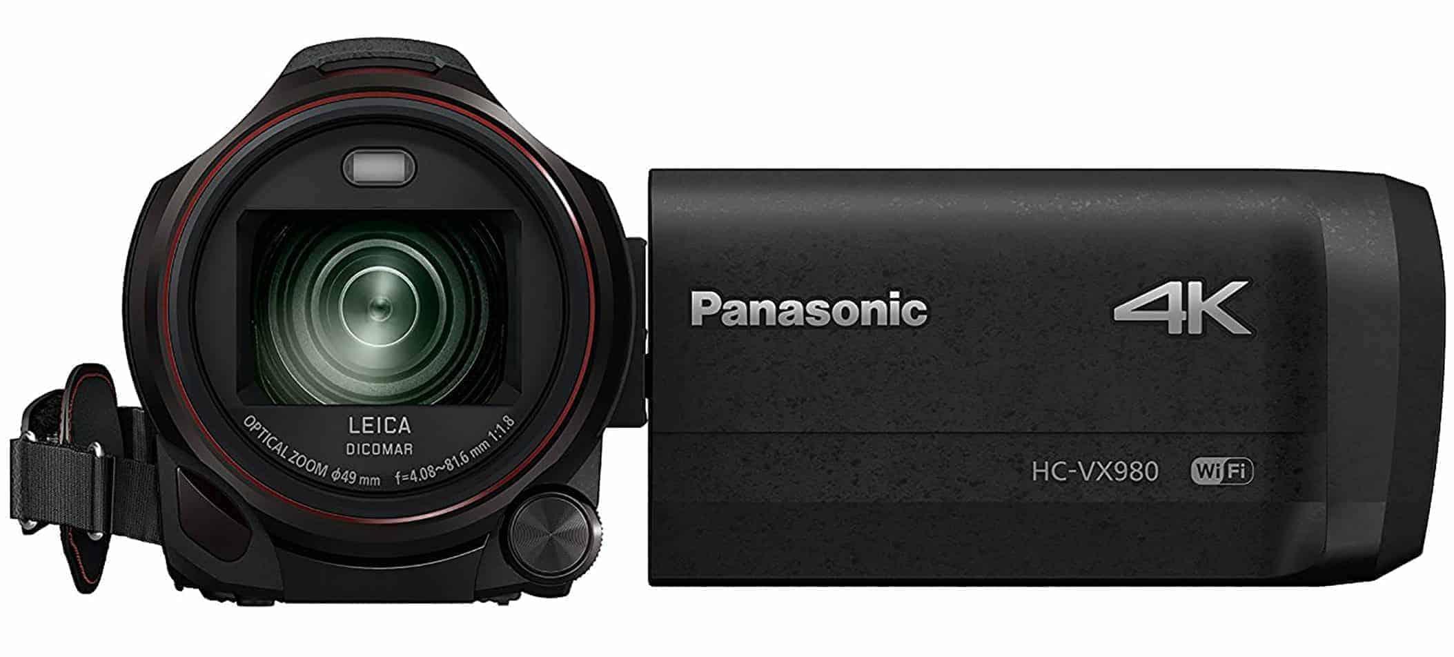 Panasonic HC-V770 HD camcorder