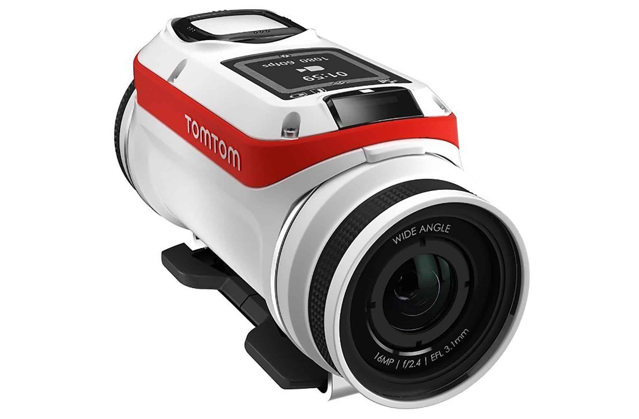 TomTom Bandit camcorder