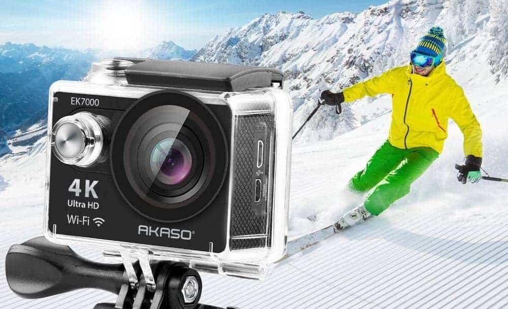 2016 Roundup: 4K action cameras: Digital Photography Review