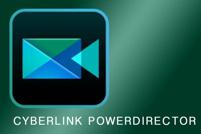 Cyberlink by Powerdirector