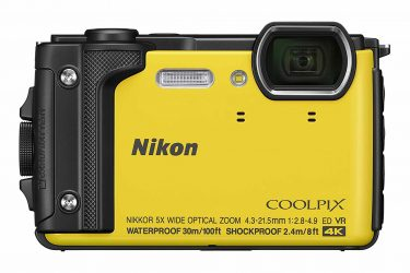 Nikon COOLPIX AW300 diving camera
