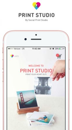 Print Directly from your iPhone with Print Studio