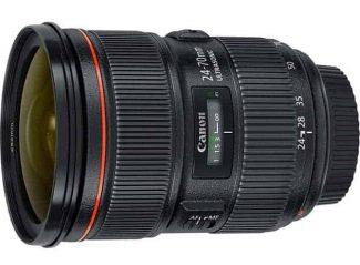 Best Lens Choice-Canon 24-70mm