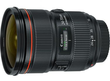 Best Lens Choice-Canon 24-70mm