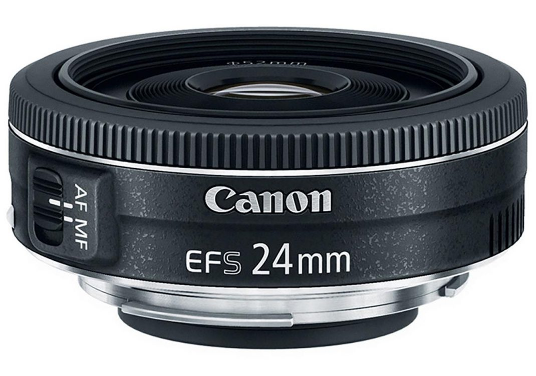 Canon 24mm STM