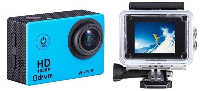F23 ODRVM Sports Camera Review