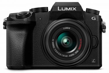 Panasonic Lumix DMC-G7 vacation camera