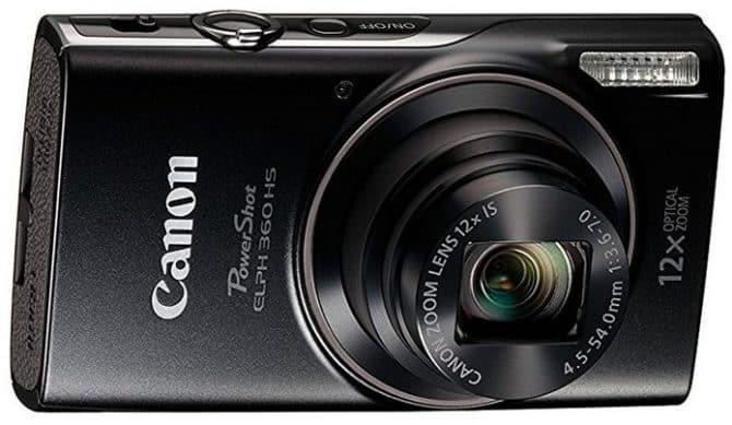Canon ELPH 360 HS