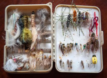 Tackle box photography