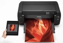 Best Photo Printer in 2018: The Canon imagePROGRAF PRO-1000 InkJet printer