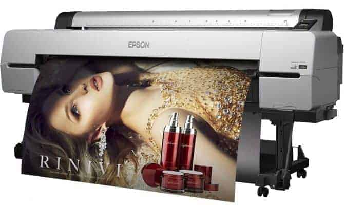 "Epson SureColor P20000 64"" Large-Format Inkjet Printer"
