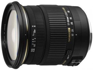 One of the Best Sigma Lenses for the Canon EOS 80D: Sigma 17-50mm f/2.8 DC OS HSM Zoom