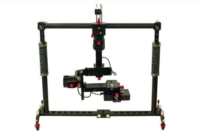 Varavon Birdycam Lite 3-Axis Motorized Stabilizer