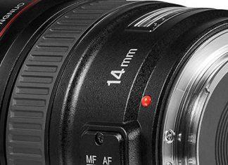 Yongnuo YN 14mm f/2.8 Lens 1