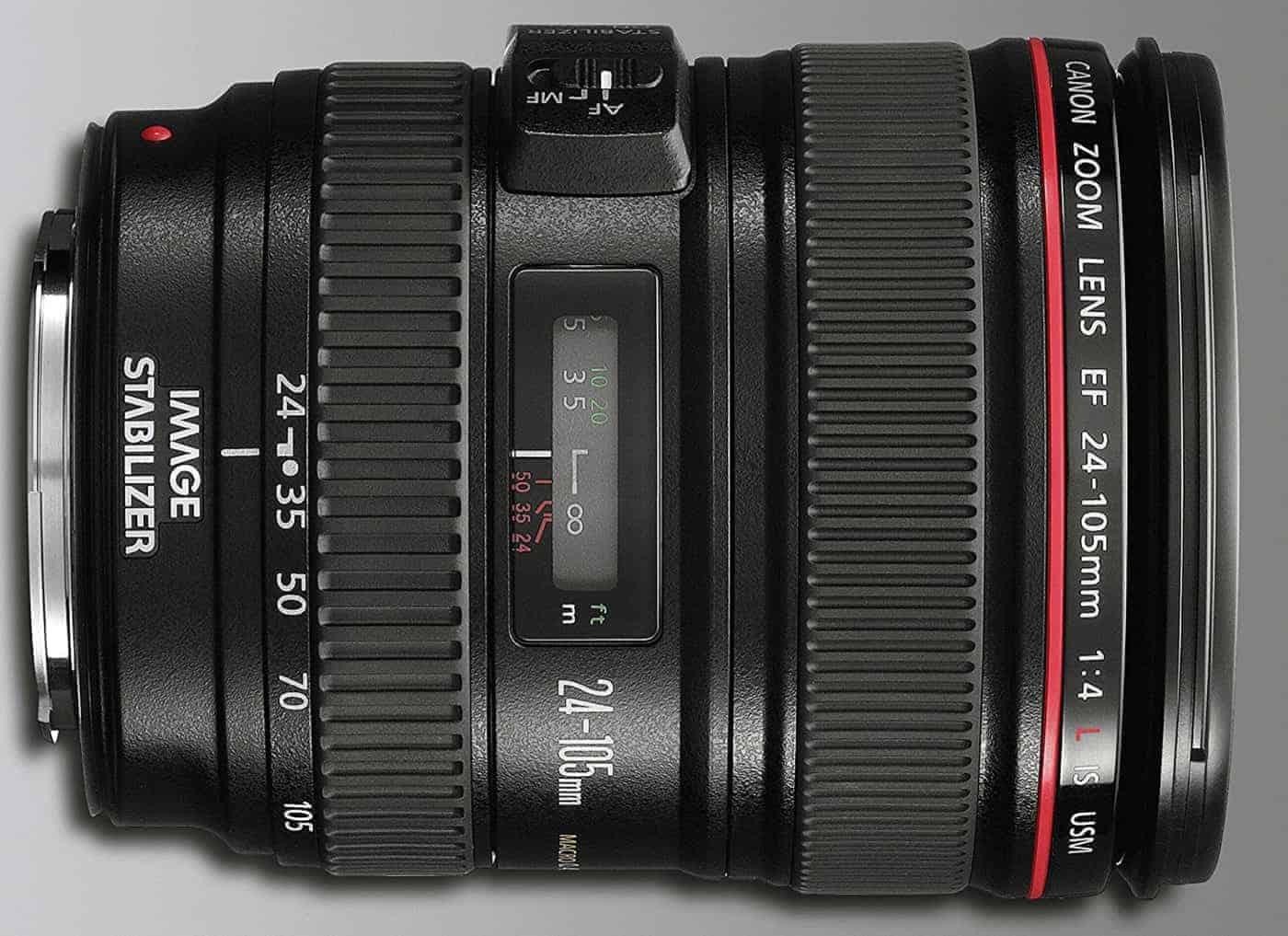Best Canon Landscape Lens #3 Canon EF 24-105mm f/4 L IS USM