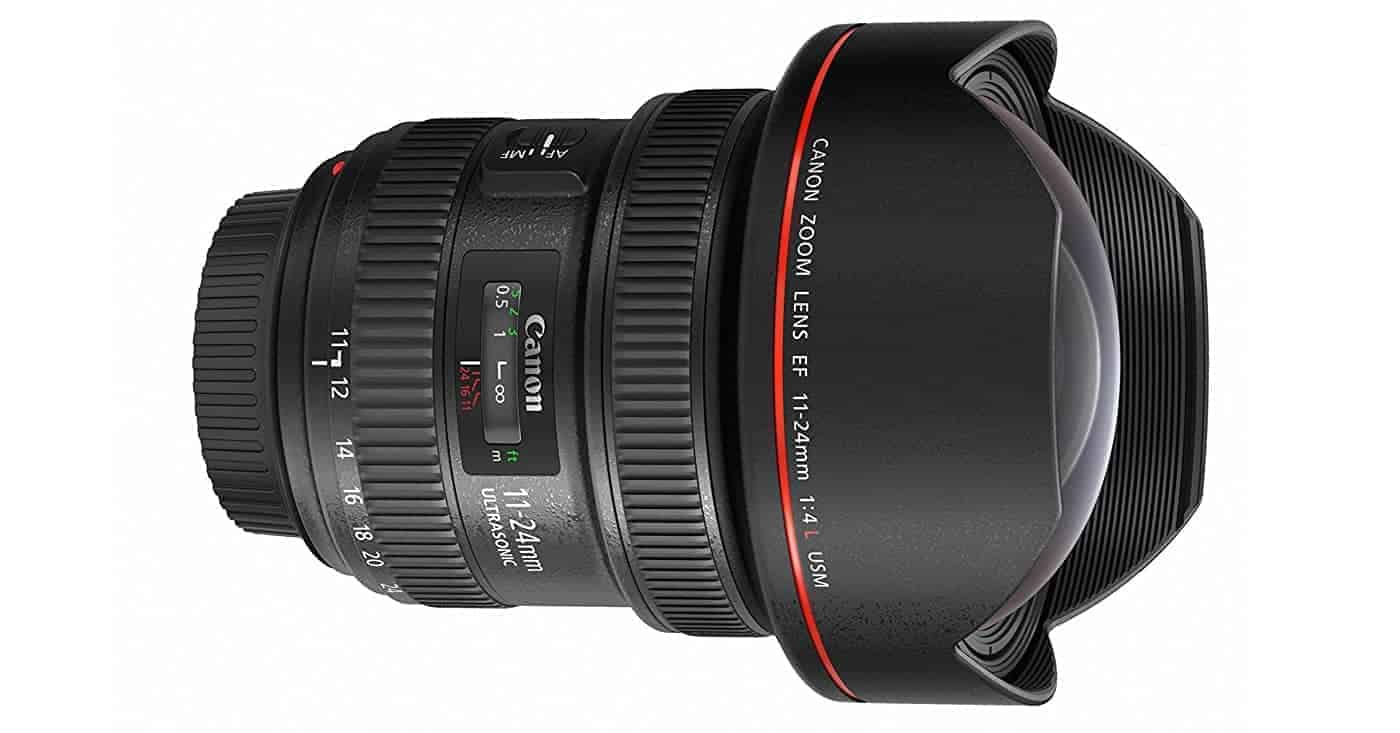 Best Canon Landscape Lens #6 Canon EF 11-24mm f/4L USM Lens