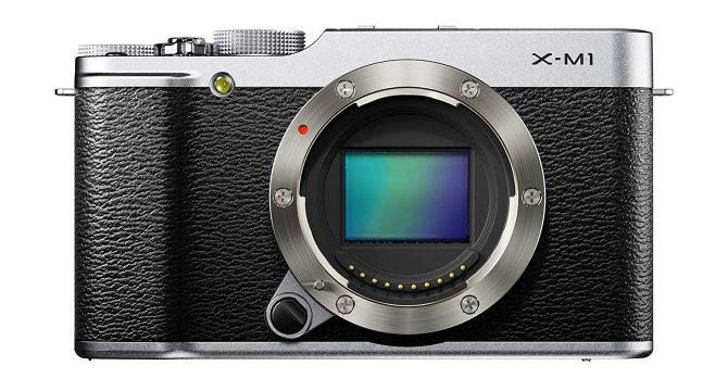 Fujifilm Mirrorless Camera for Travel