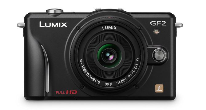 Panasonic Mirrorless Camera for Travel