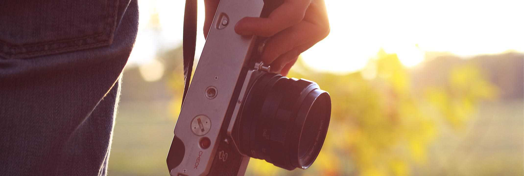 Mirrorless Camera for Travel