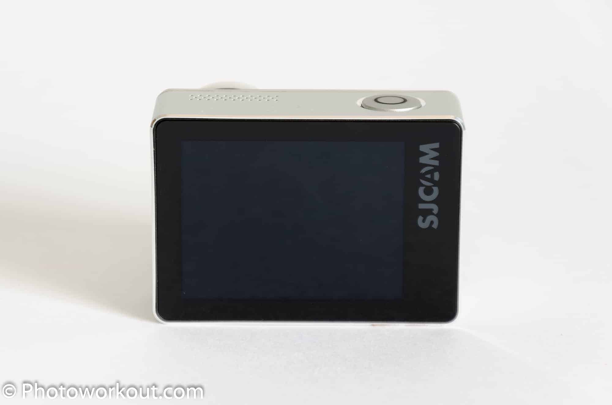 SJCam SJ7 Star rear view