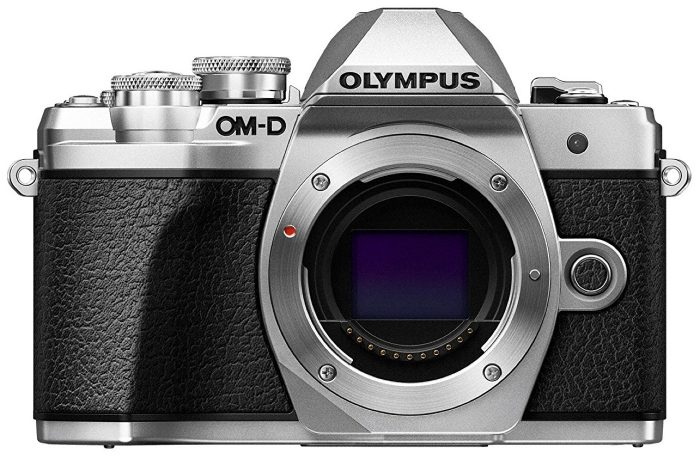 Another Great Mirrorless under $1k: the Olympus OM-D E-M10 Mark III