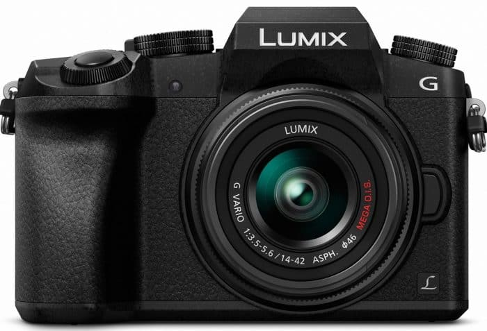 Amazon's Choice and Well Under $1k: The PANASONIC LUMIX G7 4K Mirrorless Camera, with 14-42mm MEGA O.I.S. Lens, 16 Megapixels, 3 Inch Touch LCD, DMC-G7KK (USA BLACK) - a good buy!