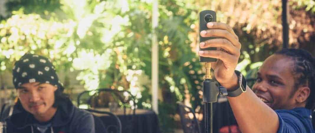 Ricoh Theta S Digital Camera Review