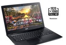 Best Laptop for Photo Editing under $500: the Acer Aspire E 15 E5-575-33BM 15.6-Inch FHD Notebook