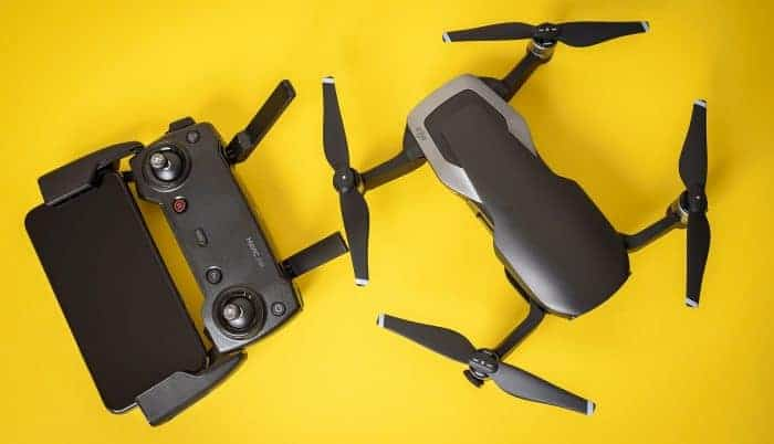 DJI Air with Remote Control