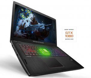 """ASUS ROG STRIX Gaming Laptop, 17"""" Full HD 120Hz Panel"""