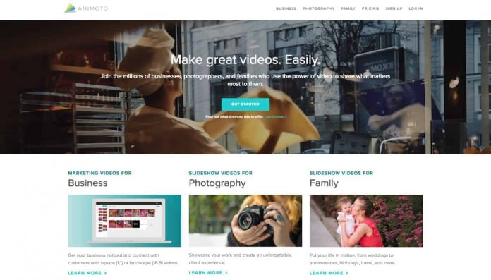 Animoto Review Make Great Videos for your Business, Photo Slideshows or Family Memories