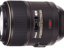 Nikon AF-S VR Micro-NIKKOR 105mm f/2.8G IF-ED Lens (on of the Best Macro Lenses for Nikon)